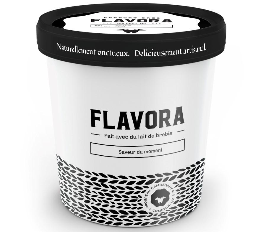 Yogourt Saveur du moment – Dulche de leche au sirop de bouleau